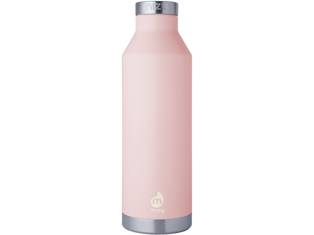 MIZU V8 Enduro LE Bottle 800ml with Stainless Steel Cap, soft pink